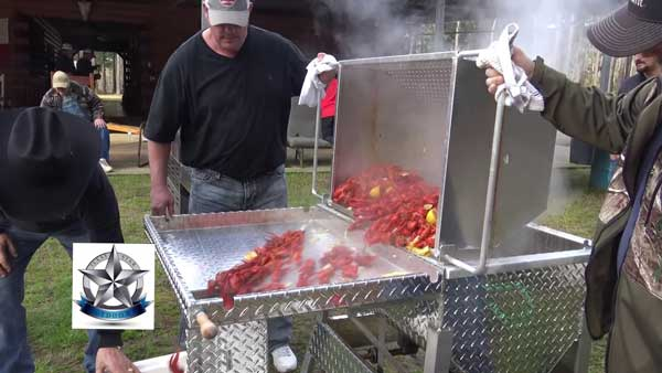 How to Build a Crawfish Boiler