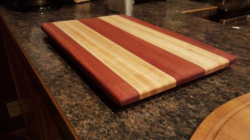 How to Make a Simple Cutting Board
