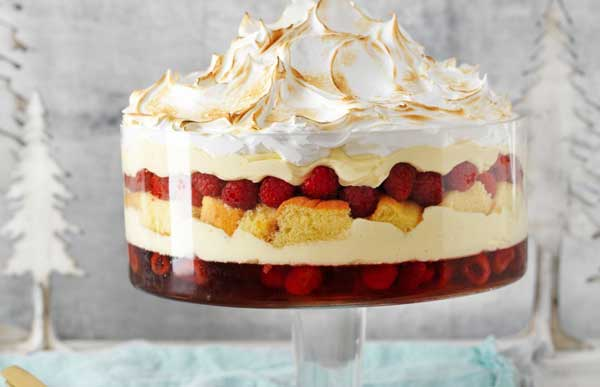 How to Make a Trifle Bowl