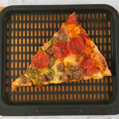 Benefits Of Reheating Pizza In An Air Fryer