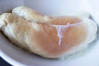 Defrost Chicken In The Microwave