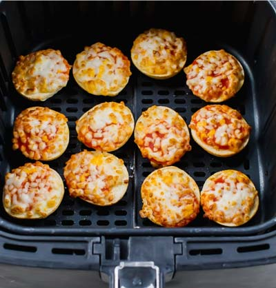 How To Cook Bagel Bites In An Air Fryer