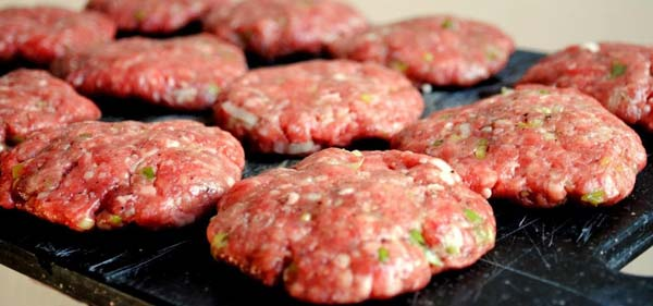 How To Make Burgers Stick Together