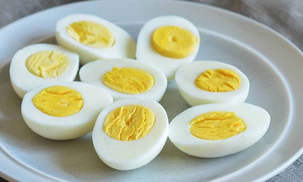 How To Make Hard-Boiled Eggs In The Microwave