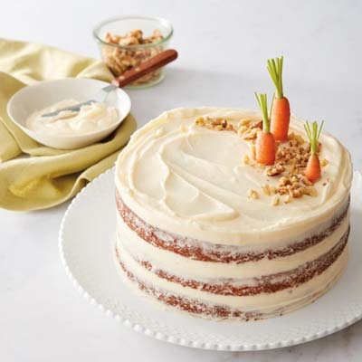 How To Store Carrot Cake At Room Temperature