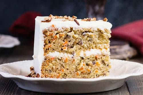 How To Store Carrot Cake In The Freezer