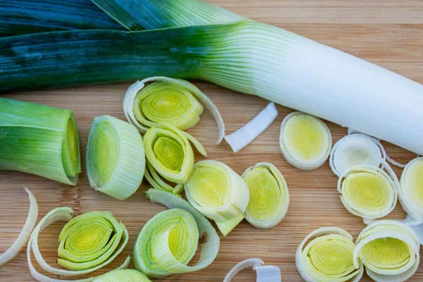 How To Store Leeks At Room Temperature