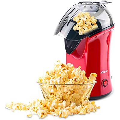 How To Use An Electric Hot Oil Popcorn Maker
