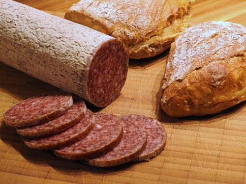 Is It Possible To Freeze Salami