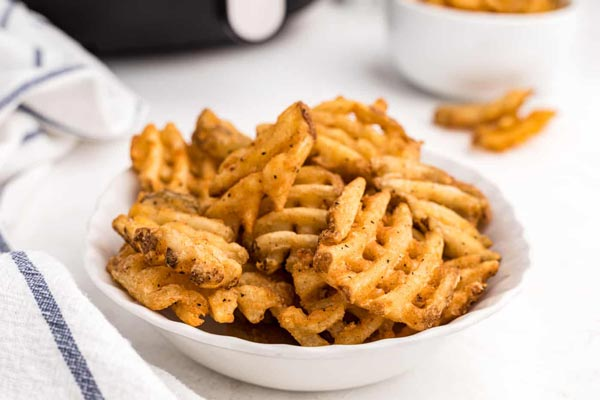 How To Cook Frozen Waffle Fries In An Air Fryer