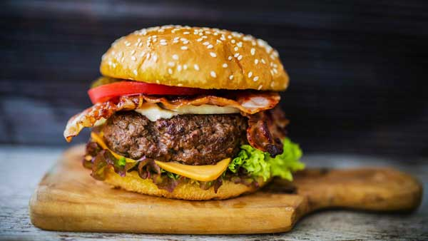 How To Cook Hamburgers In The Oven Without A Rack
