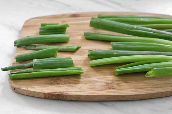 How To Cook With Green Onions