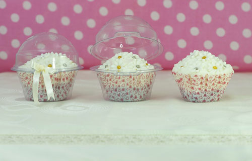 How to Freeze Frosted Cupcakes