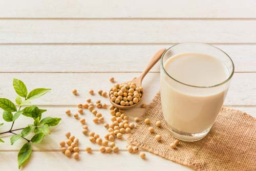 How to Freeze Soy Milk