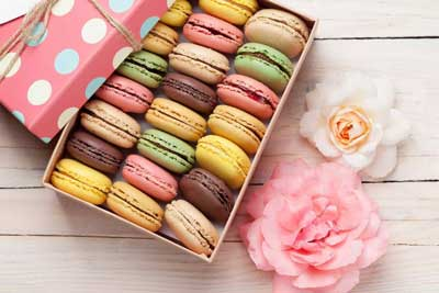 How to Store Macarons at Room Temperature