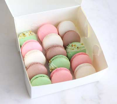 How to Store Macarons in the Refrigerator