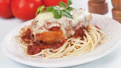 Reheat Chicken Parm In The Oven