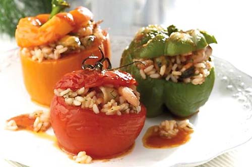 Reheating Stuffed Peppers in the Microwave